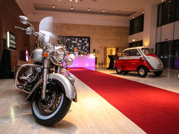 Indian Motorcycles-Passagem de ano no Hilton Vilamoura