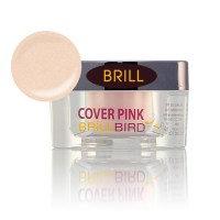 Cover Pink Brill Pulver - brillant und funkelnd 140ml