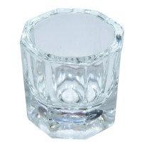 Liquid Behälter Glas ohne Deckel