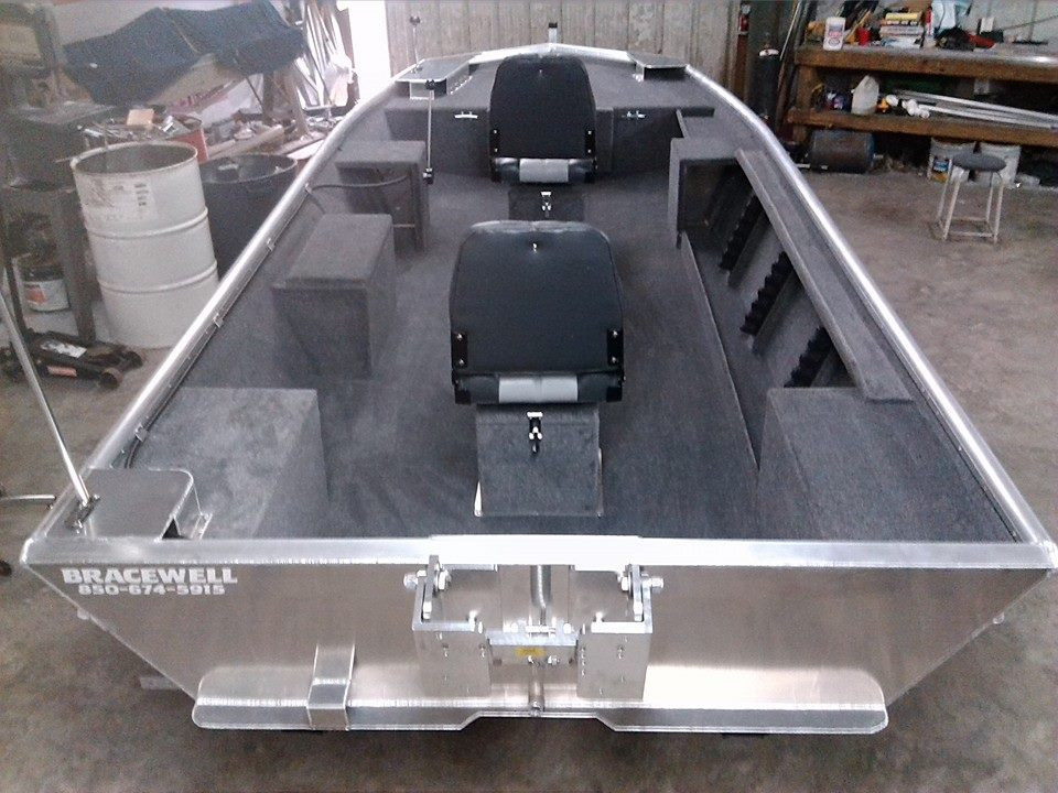 Bed Liner Spray Paint >> Question for the boat guys? Re: Spray on liner instead of carpet in aluminum boat - 24hourcampfire