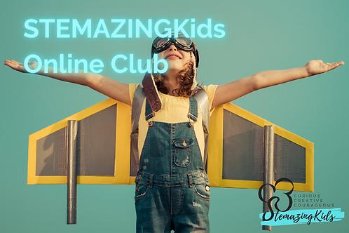 StemazingKids Online Club Voucher