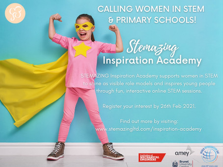 Launch of STEMAZING Inspiration Academy