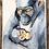 Thumbnail: Weekly Virtual Art Class - Watercolors - Ages 6+