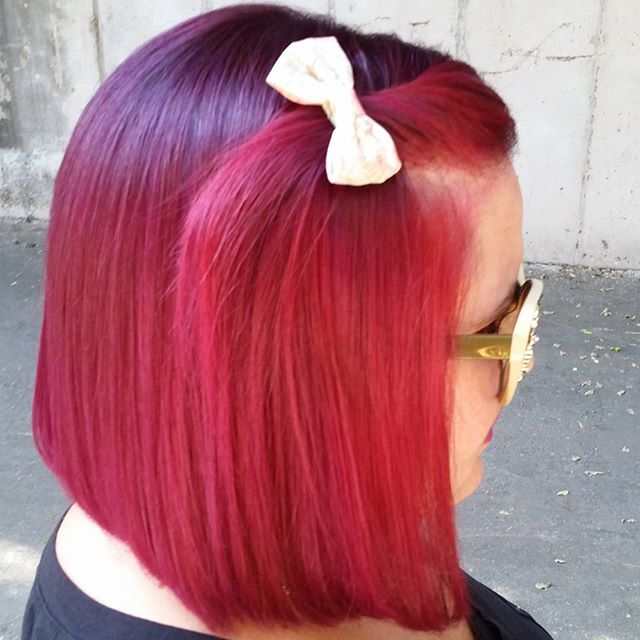New hair by Heather _theparloursalon78666 #theparloursalonsmtx #badasshair #sanmarcostxsalon #pravan