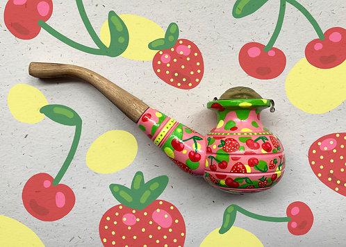 Cherry Berry Pipe