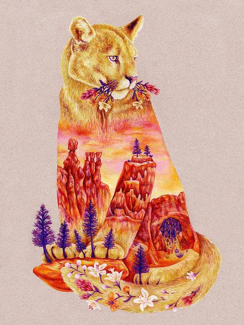 """""""Bryce Canyon"""" Art Print"""