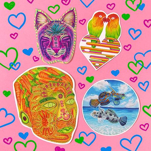 Extra Stickers