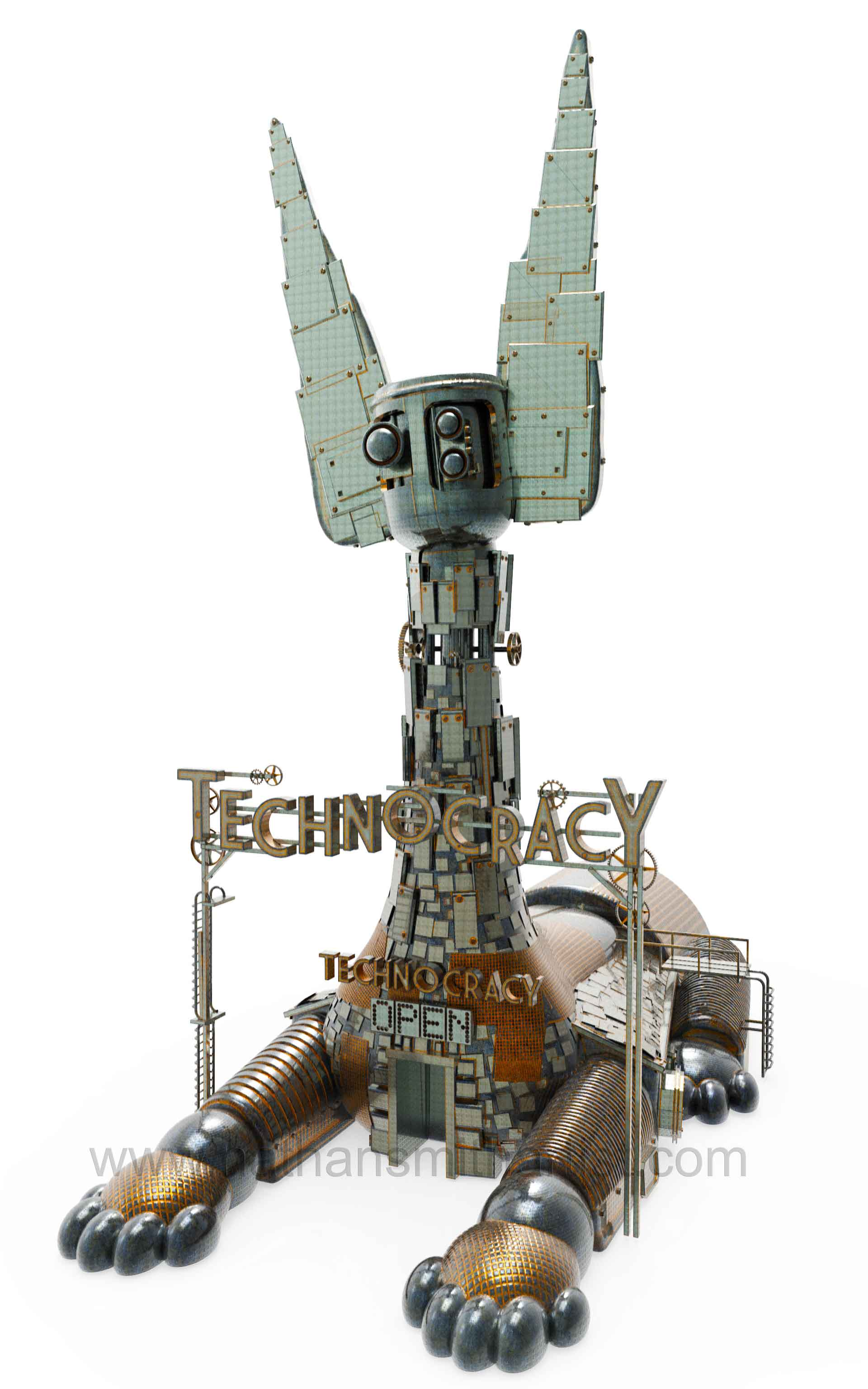 TECHNOCRACY Machine
