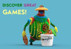 great Games wonkypix Nathan Smith