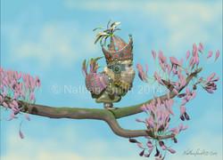 Pink Bird Nathan Smith