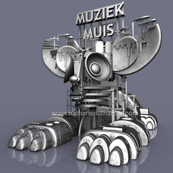 Mouse Music.silver,Nathan Smith