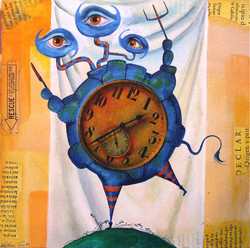 painting clock time