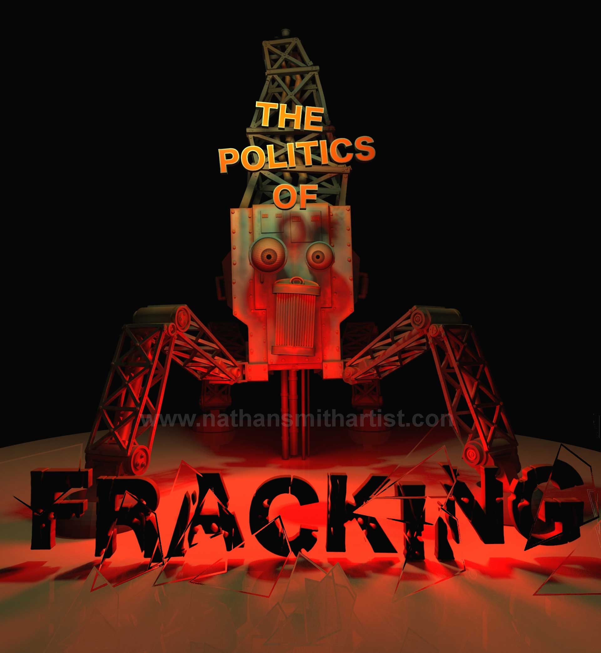 FRACKING Politics Nathan Smith