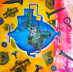 Paintings nuts and bolts