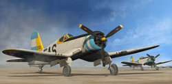 F4U Aircraft Nathan Smith