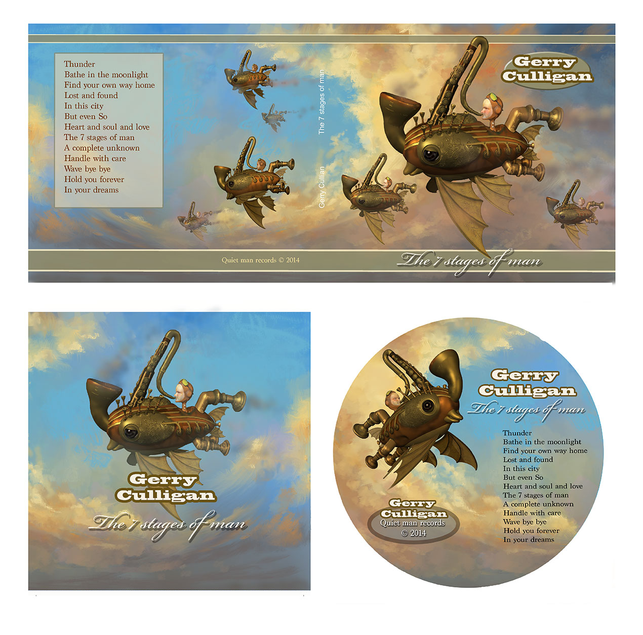CD design nathan smith