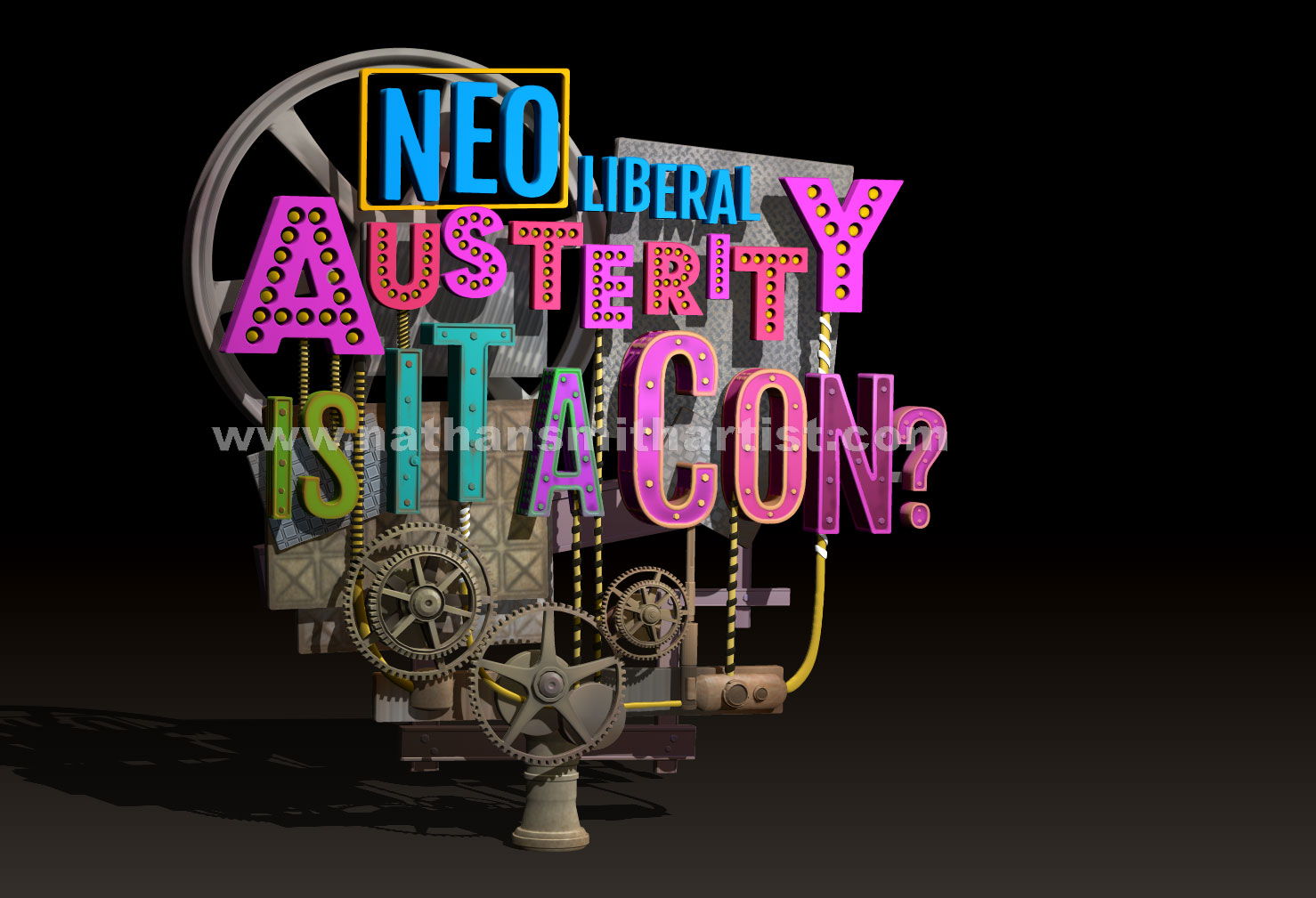 Austerity neoliberal Nathan smith