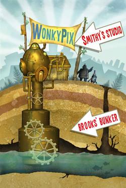 Wonkypix Bunker