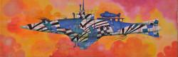 painting submarine