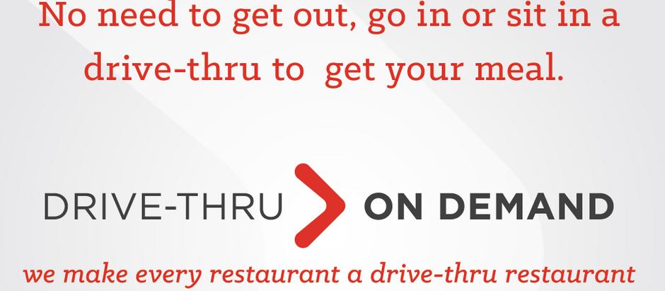 A Lifeline for Independent Restaurants