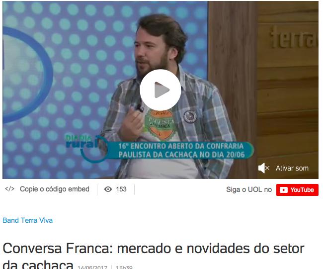 Viva Cachaça - TV Bandeirantes