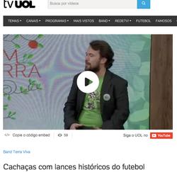 Viva Cachaça - TV UOL