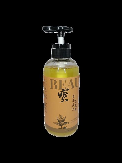 丹蔘漢方洗髮精 Dan-Shen Root Hairbal Shampoo