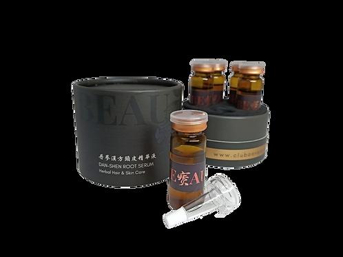 丹蔘頭皮精華液Dan-Shen Root Serum Herbal & Skin Care