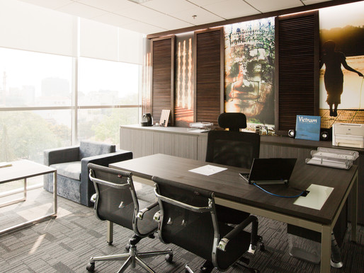 A nice office