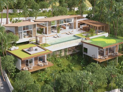 Pacific Palisade Villas