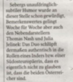 AMS - MUTRIS WELT - Kleine Zeitung Aussc