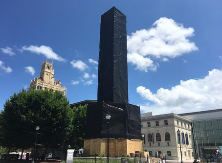 Vance Monument Task force Update