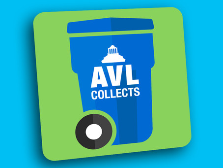 Recycling day changes to affect 1,400 customers - From City of AVL