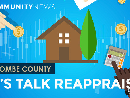 Let's Talk Reappraisal 2021 Virtual Town Halls
