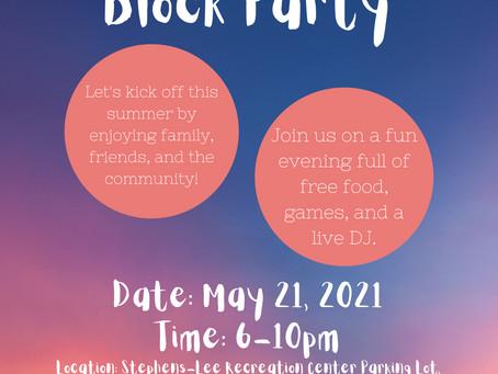 Stephens-Lee Block Party