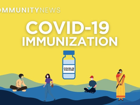 Current COVID-19 Immunization Phase - From Buncombe County News