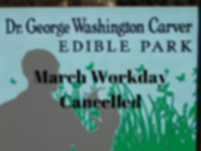 The March 27 Dr. George Washington Carve