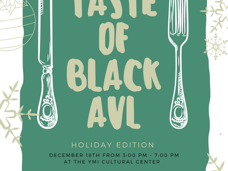 Taste of Black Asheville at the YMI