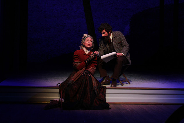 Act I - George and the Old Woman