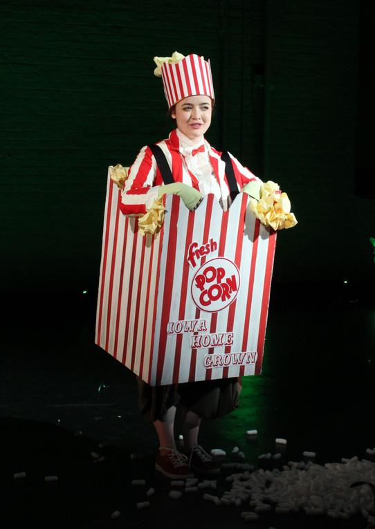 Chorus as Popcorn