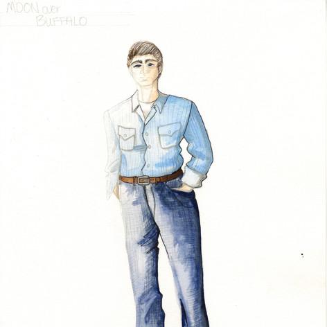 Paul - Look #2