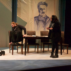 Spider Puppet: Production Photos