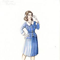 Rosalind - Look #1