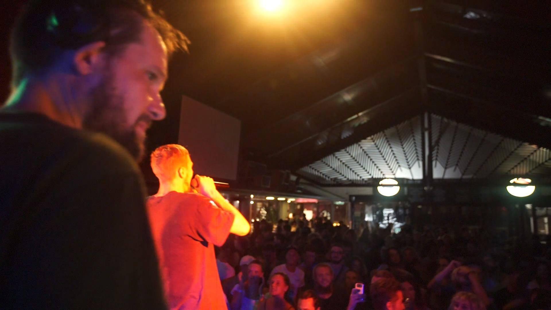 Mungo's Hi Fi feat. Tom Spirals Byron Bay Australia