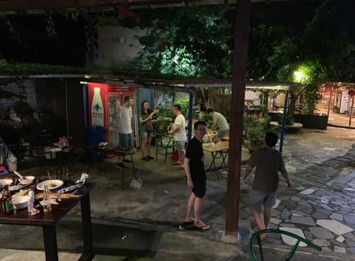 2019/07/21-23 IPNL has the first retreat @ Xiyong Shenzhen, China
