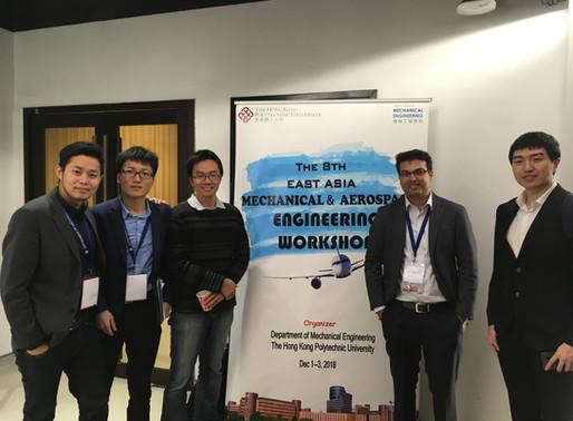 2018/12/02 8th Asia MAE Workshop, PolyU, Hong Kong