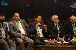 Dr LT Hsu gives keynote speech at ICASE, Islamabad, Pakistan