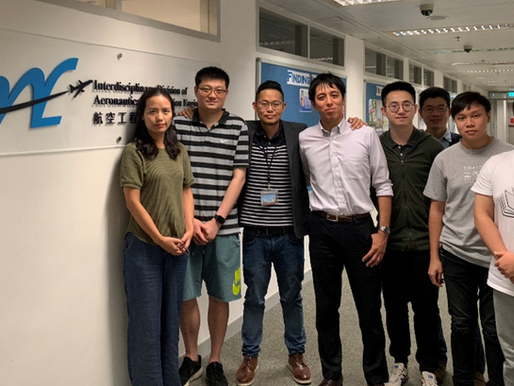 2019/07/10 Dr Taro Suzuki, Chiba Institute of Technology, Japan, visits IPNL.