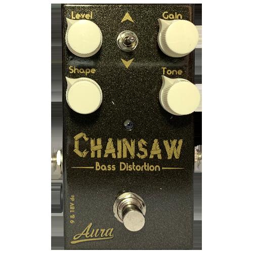Chainsaw Bass Distortion