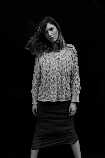 Tessa Bergmeier by Jan Northoff
